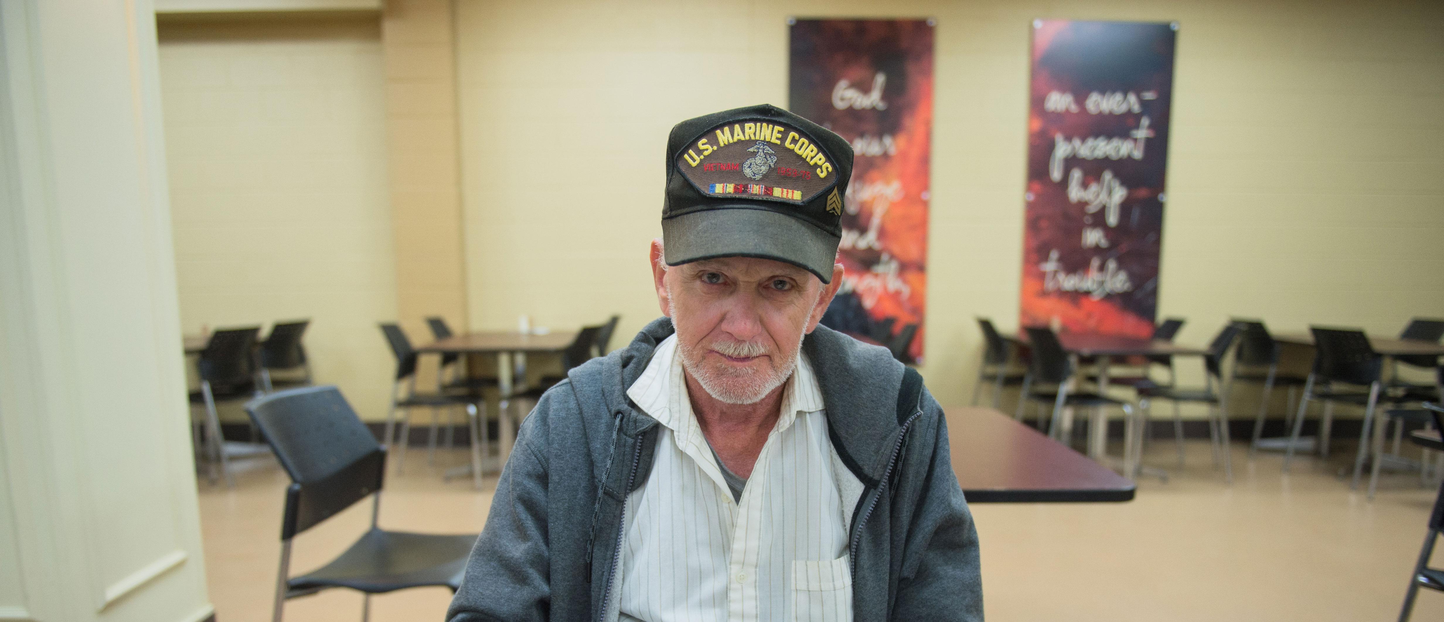 A Homeless Hero