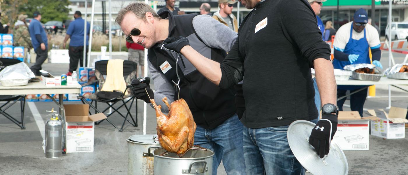 1,000 Turkeys Needed