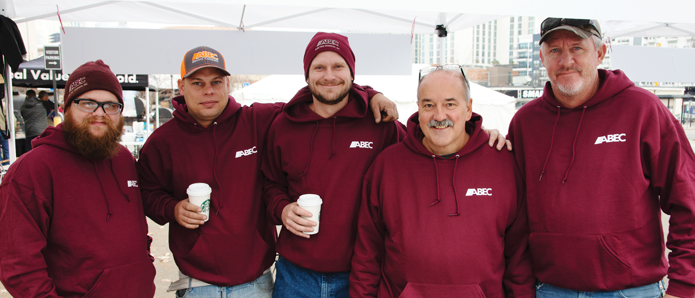 Supporter Spotlight: ABEC Electric Company
