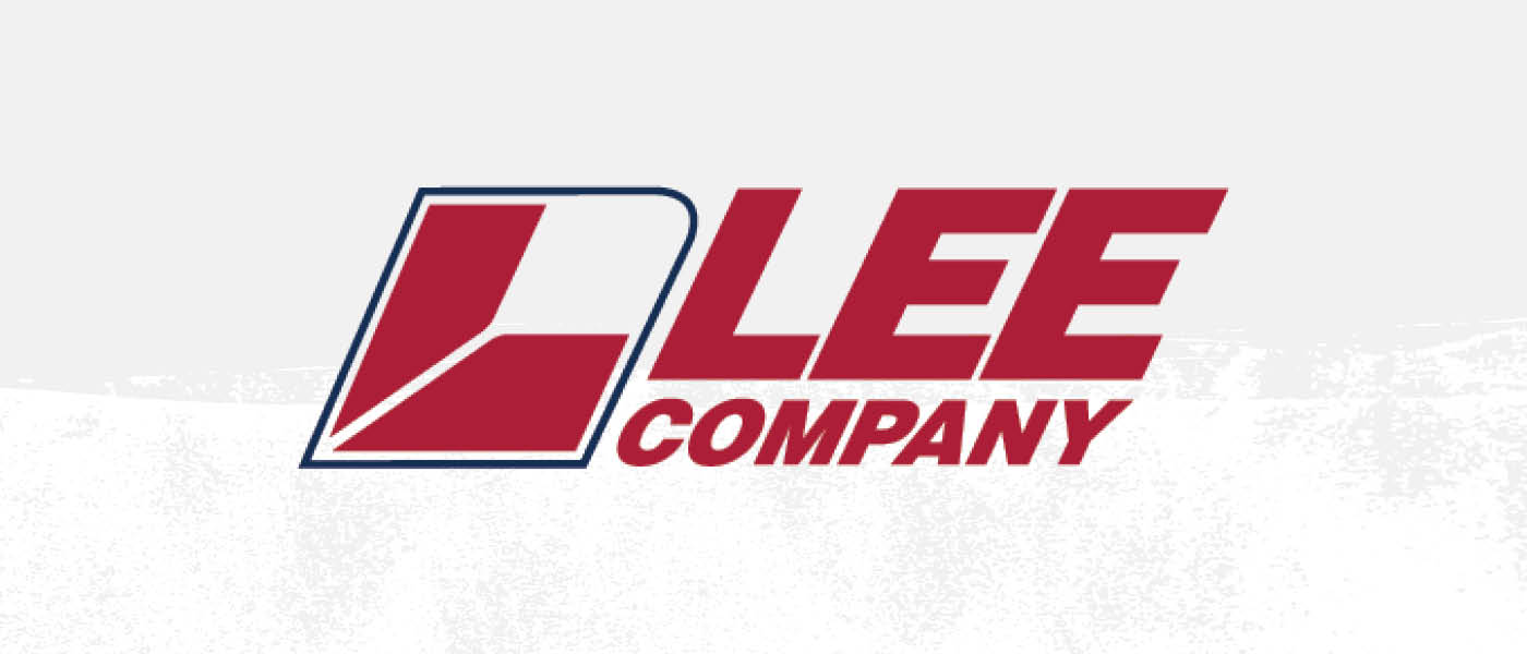 Supporter Spotlight: Lee Company