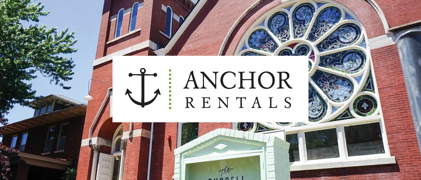 Supporter Spotlight: Anchor Rentals